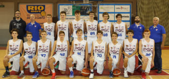 UNDER 15, CONTINUA LA STRISCIA VINCENTE DEL PGC