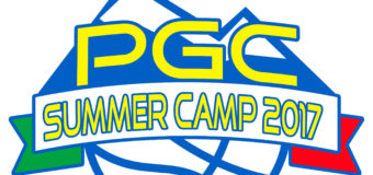 A breve vi presenteremo il PGC SUMMER CAMP 2017…