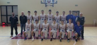 UNDER 15, PERCORSO NETTO AL CONCENTRAMENTO INTERZONA PER IL PGC