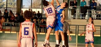 UNDER 14 ELITE – NON VA IL DERBY PER LA LABOR PROJECT