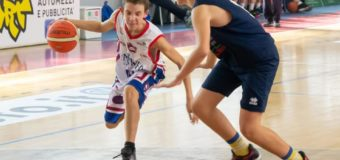 UNDER 13 TOP – IMPORTANTE VITTORIA DELLA UNIWEB